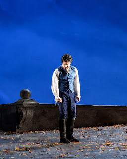 Vittorio Grigòlo - Werther, The Royal Opera © 2016 ROH. Photograph by Bill Cooper