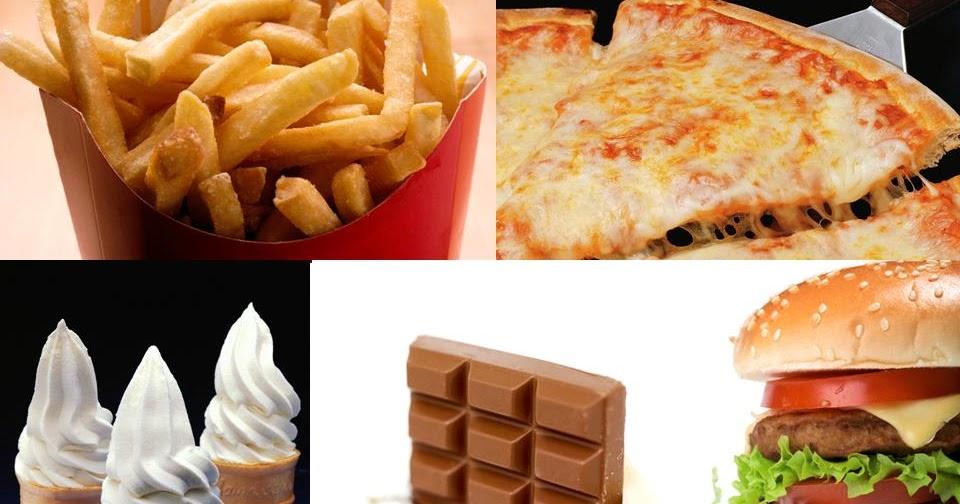 Ragam Jenis Makanan Berkalori