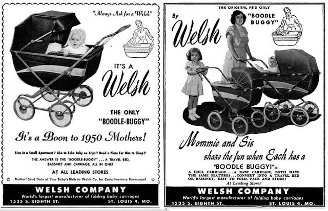 Welsh Company – world's largest manufacturer of folding baby carriages.