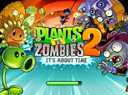 Download Game Game Plants vs Zombies 2 v5.9.1 MOD APK Full (Unlimited Money&Coins)