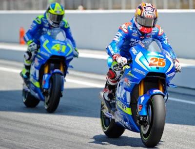 Tak Kompak Lagi, Rider Suzuki Mulai Beda Haluan