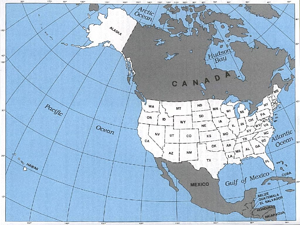 where is alaska on the map of the united states