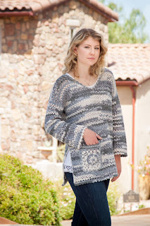 Alameda Tunic Crochet Pattern
