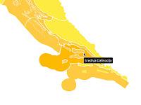 Meteoalarm narančasto upozorenje jugo slike otok Brač Online