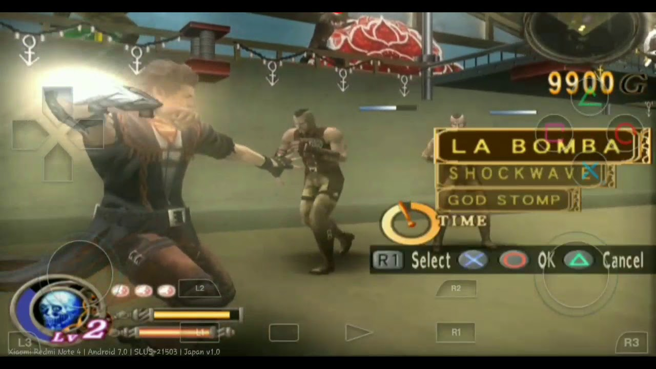 God Hand Ppsspp Download | Game Apk