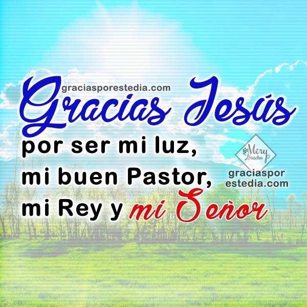 Oración de la mañana para dar gracias por este día a Jesús, gracias a Dios, frases de agradecimiento al Señor, acción de gracias a Jesucristo, Oraciones cristianas por Mery Bracho