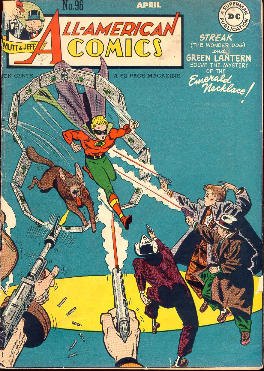 Read online All-American Comics (1939) comic -  Issue #96 - 1