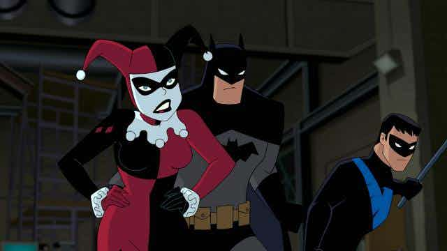 Batman and Harley Quinn Teams Up To Stop A Global Catastrophe In New Animated Movie Teaser Trailer.