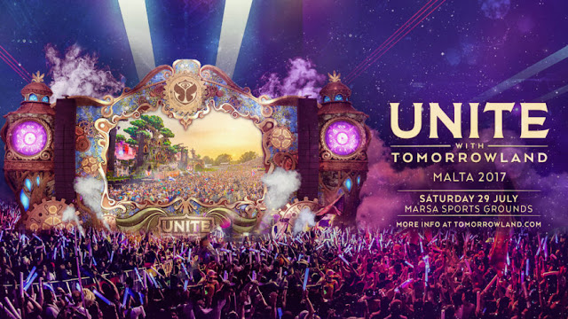 Tomorrowland unite 2017 Malta