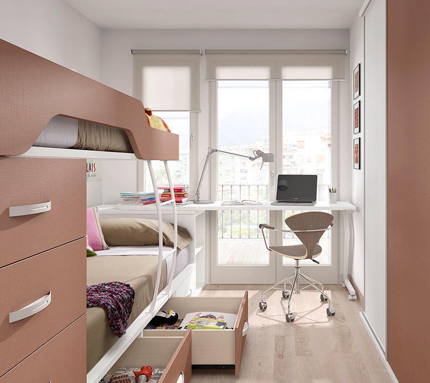 Blog dormitorios juveniles com mesas de estudio giratorias - Mesas estudio juveniles ...