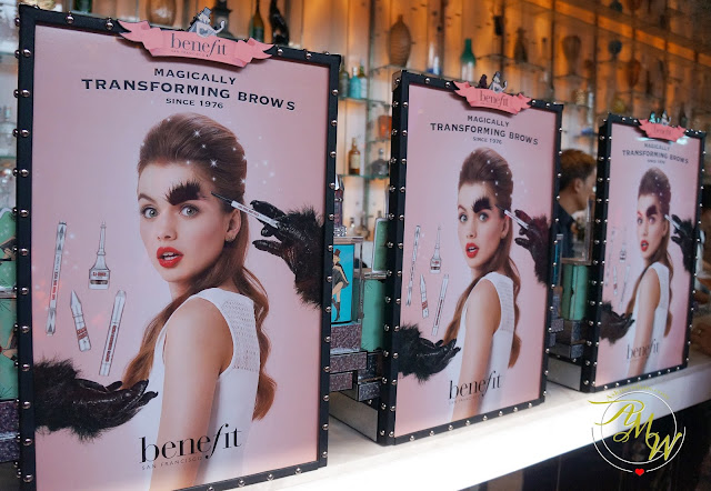 a photo of Benefit NEW Brow Collection launch