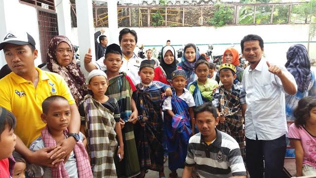 Libur Anak Sekolah, PKS Medan Maimun Gelar Khitanan Massal Gratis