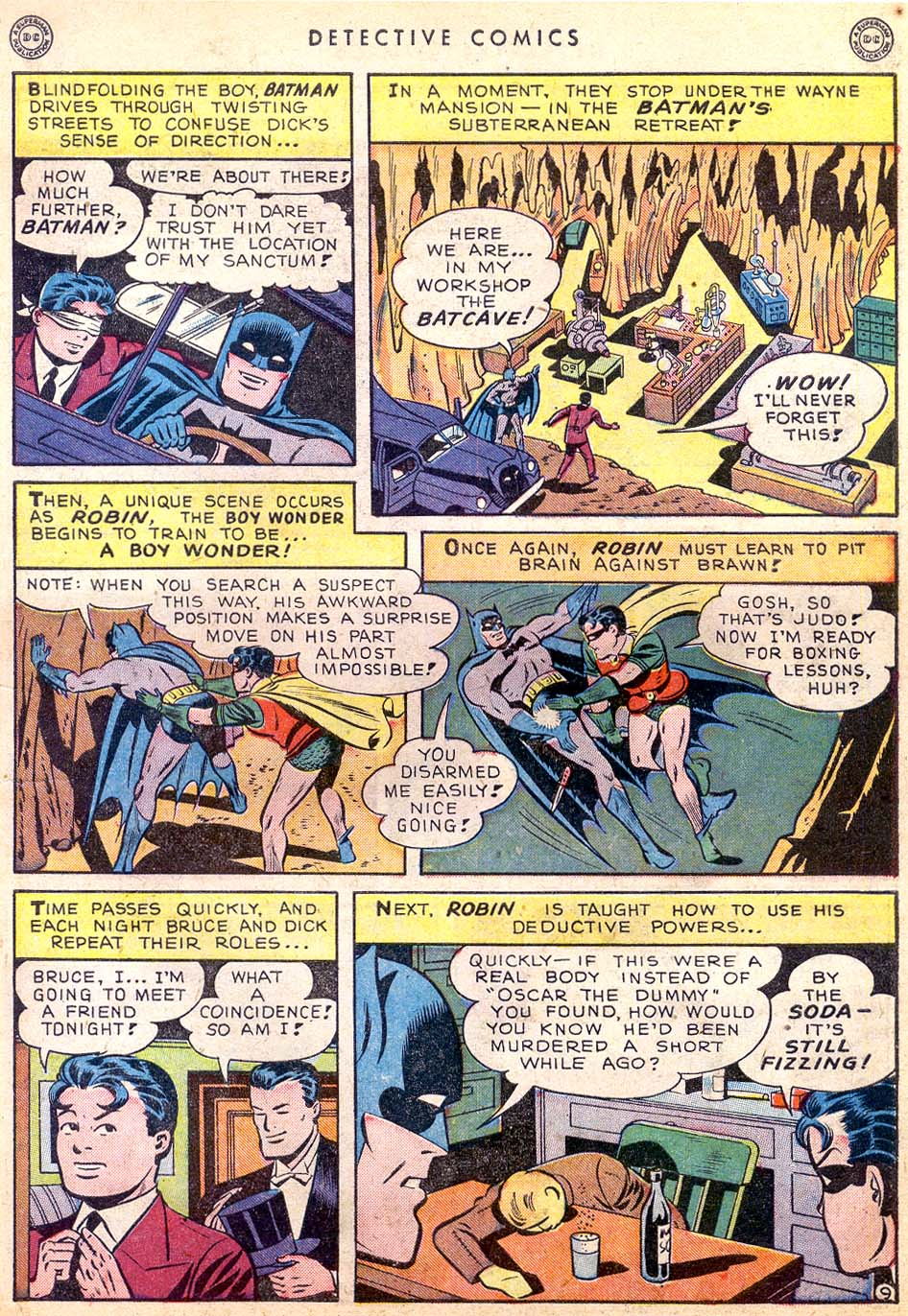 Detective Comics (1937) 145 Page 10