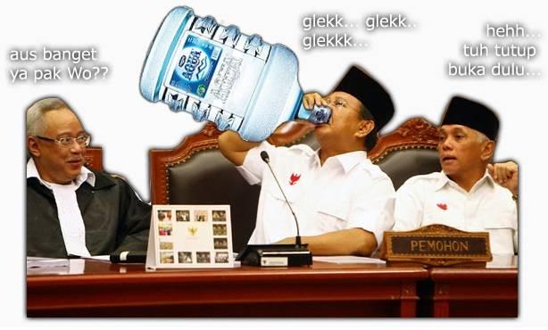 Prabowo Subianto Sebut Indonesia Sedang Sakit, Dia Sendiri Kurang Sehat Karena Kebanyakan Menghayal Ingin Menjadi Presiden Indonesia