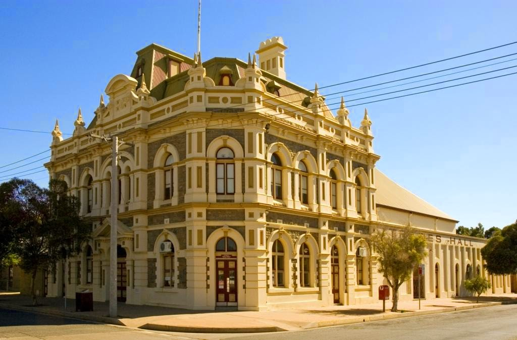 Trades Hall Broken Hill-10 Beautiful Cities in Australia