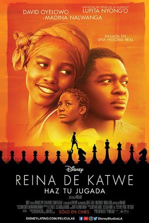 LA REINA DE KATWE (Queen of Katwe) (2016) Ver Online