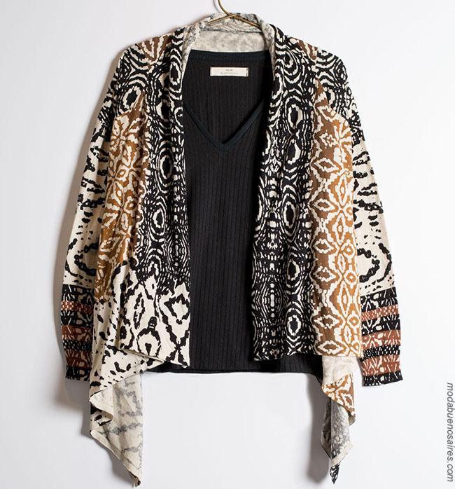 Sacos de moda mujer invierno 2018 ropa de moda.