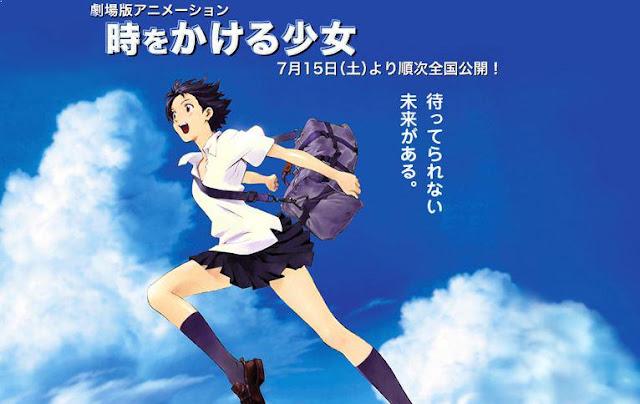 Toki wo Kakeru Shoujo (The Girl Who Leapt Through Time) - Anime Time Travel Terbaik (Melakukan Perjalanan Waktu)