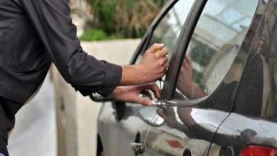 عصابة سرقة السيارات