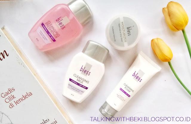Kosmetik untuk kulit normal
