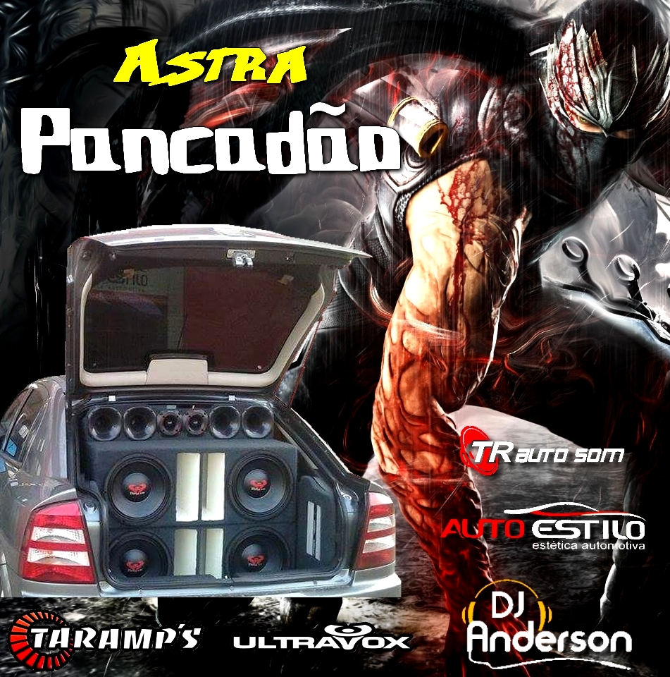 cd astra pancadao 2013