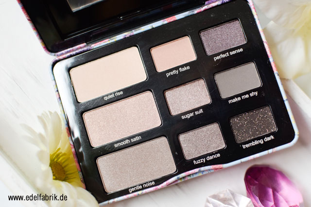 "Review, neue Limited Editon ""Fabulous Kit"" RdeL Young, Lidschatten Palette,"