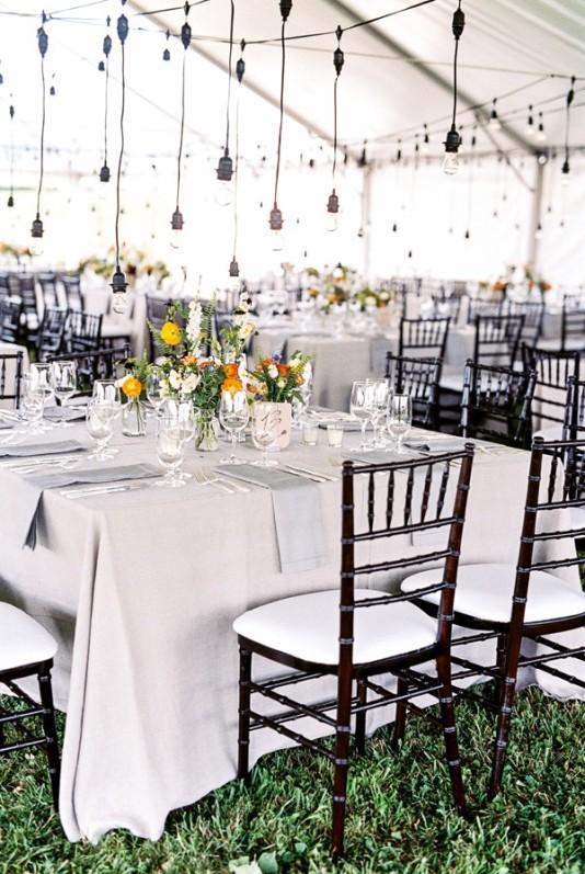 boda en blanco y negro chicanddeco
