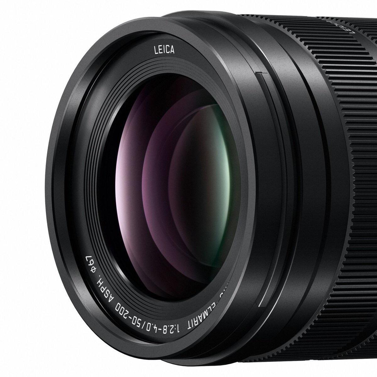 Передний элемент Leica DG Vario-Elmarit 50-200mm f/2.8-4.0 Asph. Power OIS
