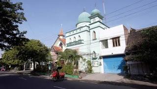 Masjid Al-Hikmah Joyodiningratan