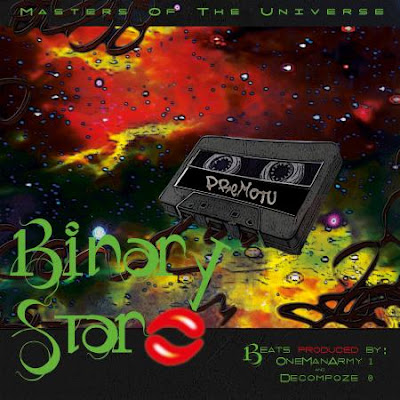Hiphop Thegoldenera Binary Star Masters Of The Universe