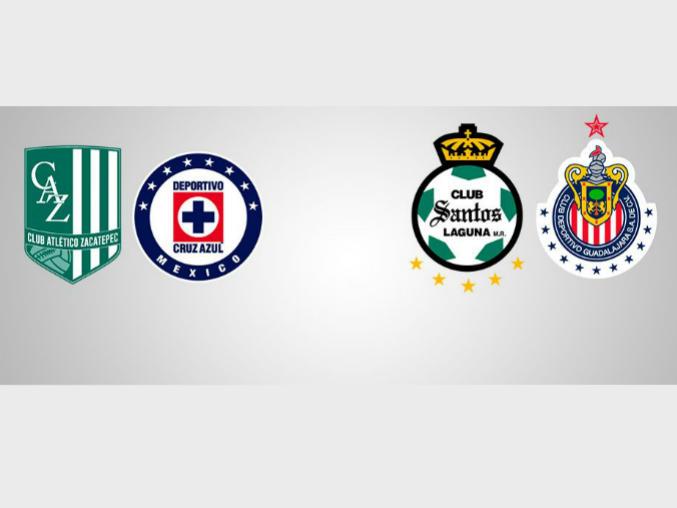 La jornada uno de la Copa llegará a su fin el miércoles con estos dos cotejos.