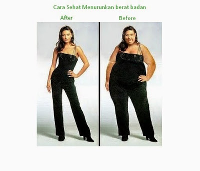 Cara Menurunkan Berat Badan Menjadi Ideal