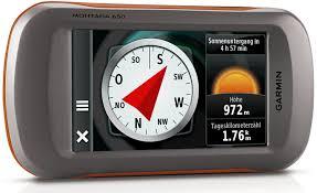 Spesifikasi GPS Garmin Montana 650