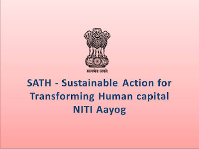 NITI Ayog launched SATH Program in Assam