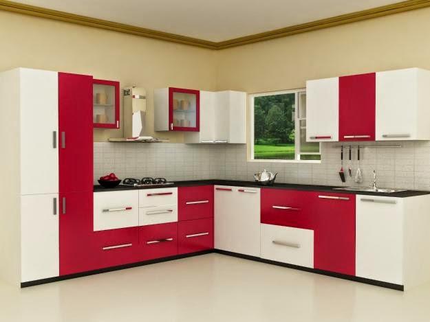 Foundation Dezin & Decor...: Kitchen 3D Model. on Model Kitchen Design  id=79545