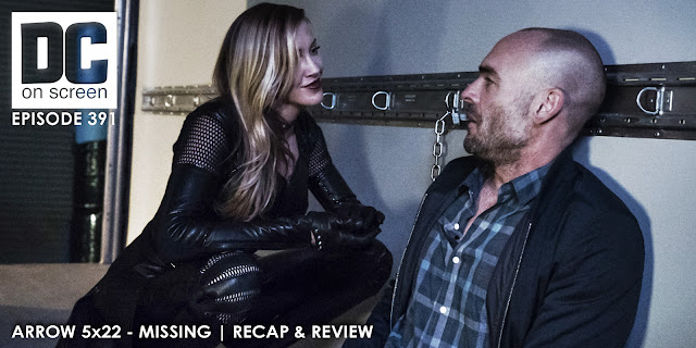 Black Siren captures Quentin lance