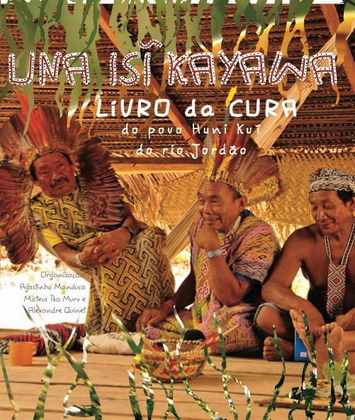 Livro da Cura - Una Isi Kayawa-1