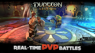 Dungeon Legends v1.31 Apk