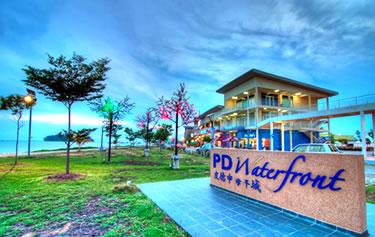 Tempat Menarik Di Port Dickson PD Waterfront