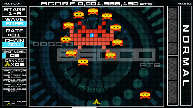 Space Invaders Extreme on PC
