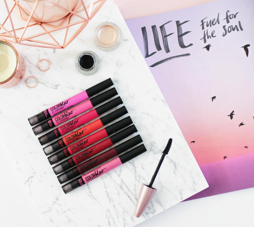 Maybelline Color Blur Matte Pencils Priceline