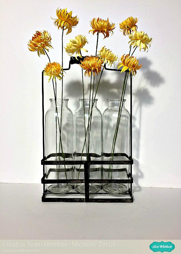 Michelle Zerull 3d Chrysanthemum Tutorial