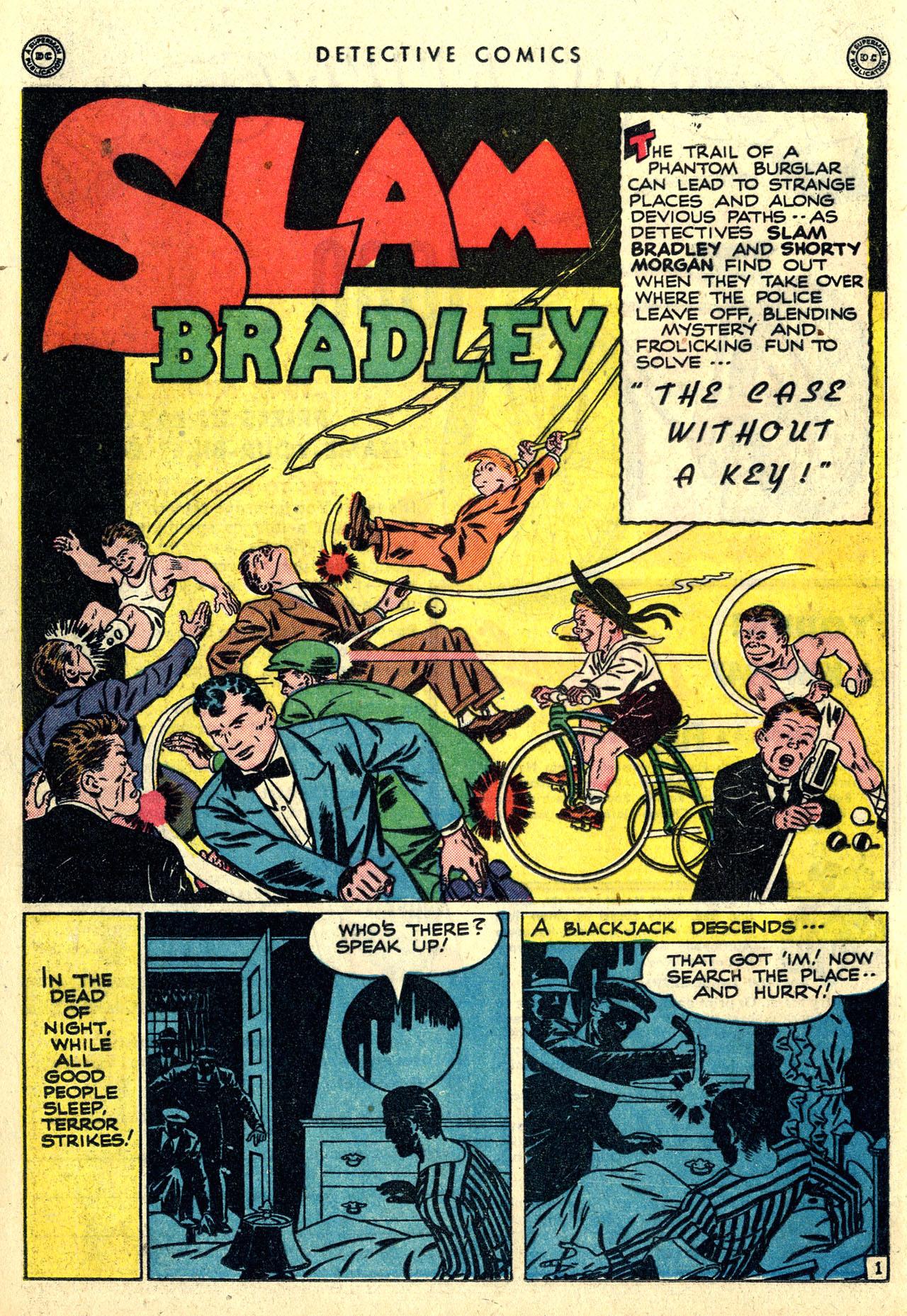 Read online Detective Comics (1937) comic -  Issue #121 - 16