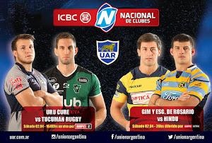 Segunda fecha del Nacional de Clubes 2016
