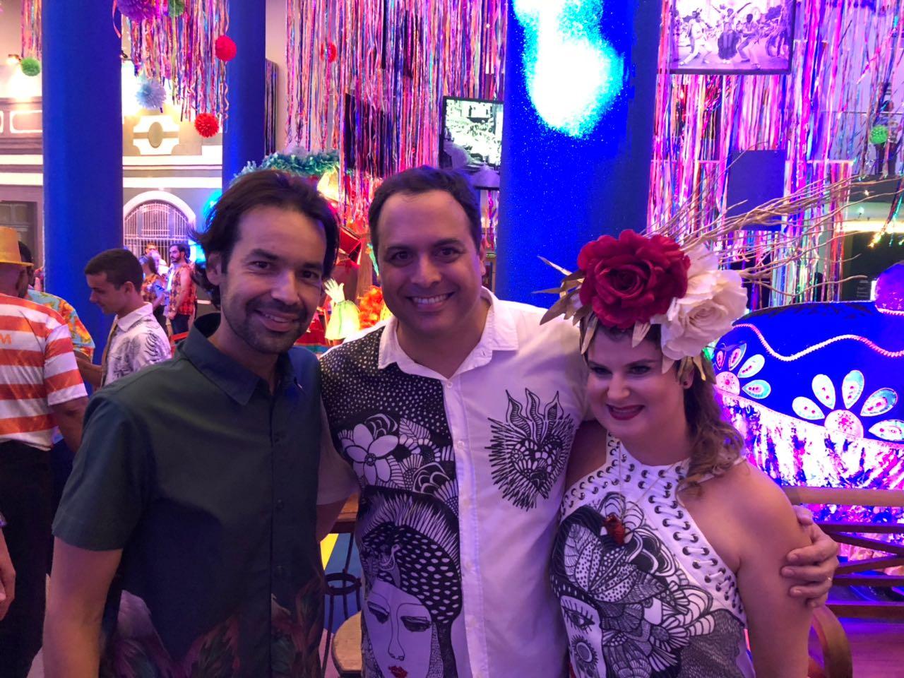Diogo Moraes prestigia Carnaval de Pernambuco no Recife e Sertão 86b6280039