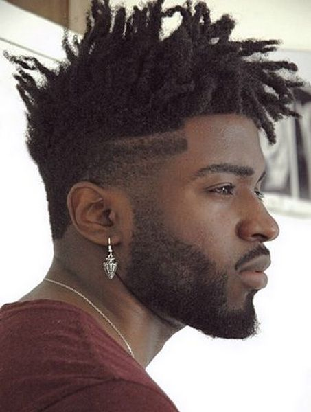 Afro Hairstyle For Men 4