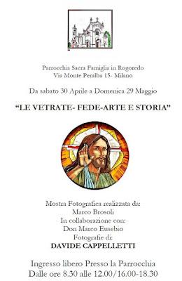 Milano Rogoredo - Vetrate, fotografie di Davide Cappelletti
