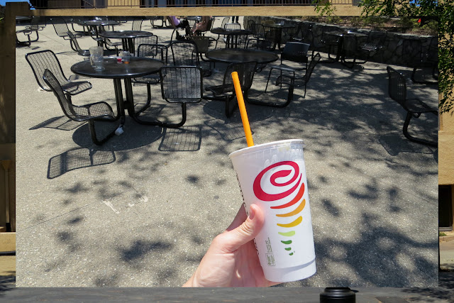 Jamba Juice at Tressider Union in Stanford University