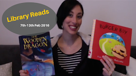 Library Reads: 7th-13th February 2016
