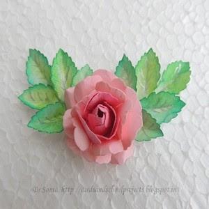 Cards crafts kids projects handmade flower tutorials paper leaf mightylinksfo